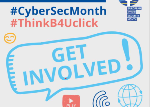 The European Cybersecurity Month 2020